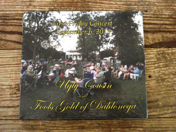 Buy Online Ugly Cousin Fools Gold CD Cranberry Corners Gift Shop Dahlonega