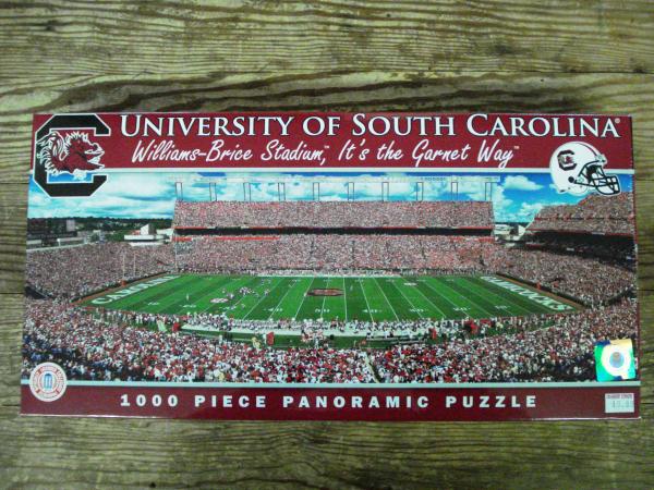 Buy Online South Carolina Gamecocks Puzzle Cranberry Corners Gift Shop Dahlonega