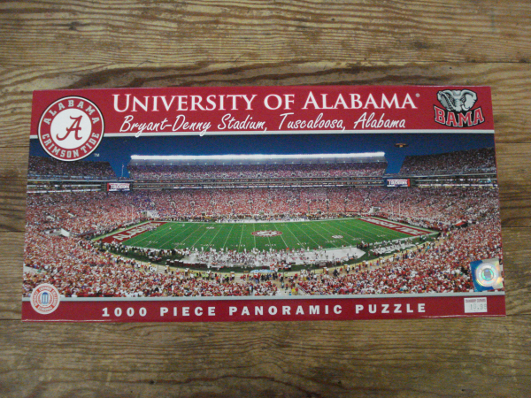 Buy Online Alabama Crimson Tide Puzzle Cranberry Corners Gift Shop Dahlonega