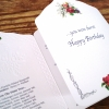 Cranberry Corners Gift Shop Dahlonega Pages of Time Birthday Year Card