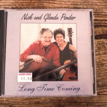 Nick and Glenda Pender CD Cranberry Corners Gift Shop Dahlonega