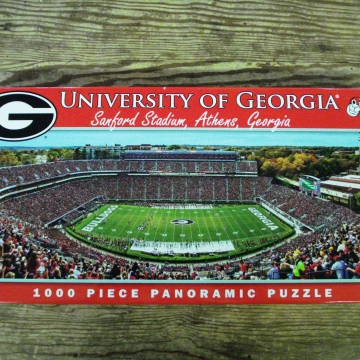Buy Online University of Georgia Puzzle Cranberry Corners Gift Shop Dahlonega