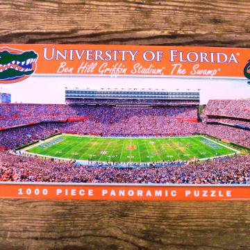 Buy Online Florida Gator Puzzle Cranberry Corners Gift Shop Dahlonega