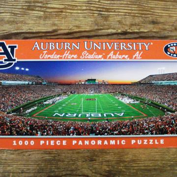 Buy Online Auburn Tiger Puzzle Cranberry Corners Gift Shop Dahlonega