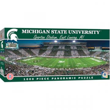 Michigan State stadium puzzle Cranberry Corners Gift Shop Dahlonega Georgia