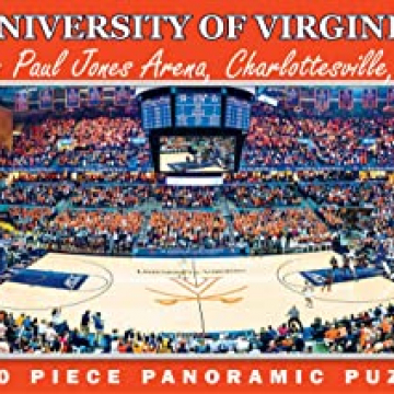 University of Virginia Puzzle Cranberry Corners Gift Shop Dahonega Georgia