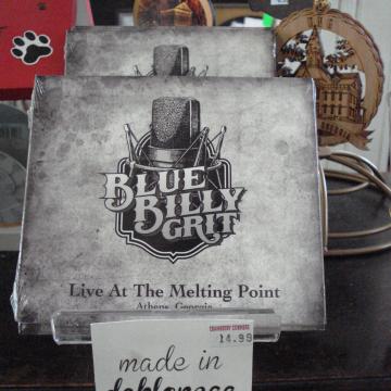 Blue Billy Grit Bluegrass CD