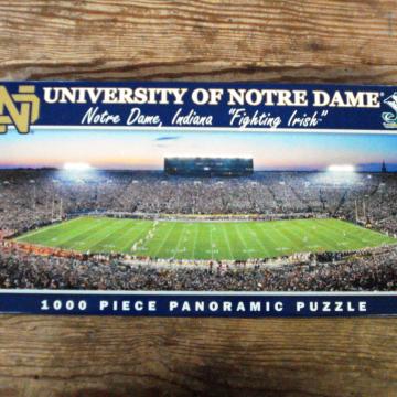 College Puzzle | Notre Dame