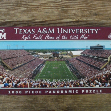 College Puzzle | Texas A&M