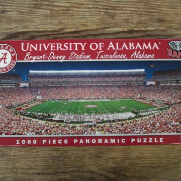 College Puzzle | Alabama