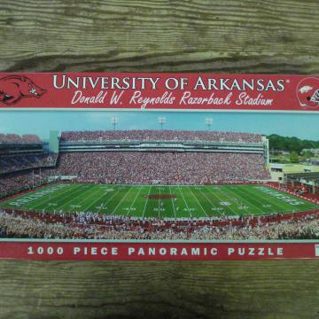 College Puzzle | Arkansas