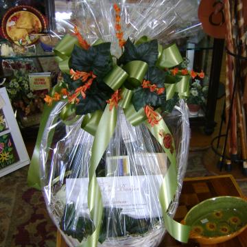 Custom Birthday Gift Basket