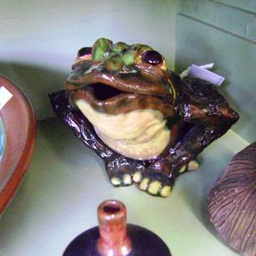 Cranberry Corners Handcrafted Gifts | Animal Pottery by Yvetta